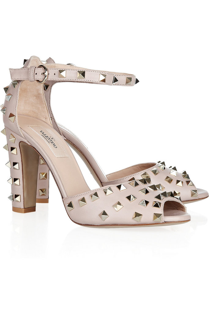 Every season, Valentino devises the perfect pair of ladylike studded shoes. I hope Santa knows I had my eye on the latest rendition, these gorgeous Valentino studded sandals ($990), for a while now. — Chi Diem Chau, associate editor
