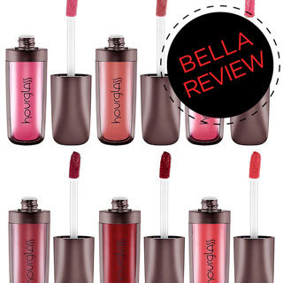 Review of Hourglass Opaque Rouge Liquid Lipstick