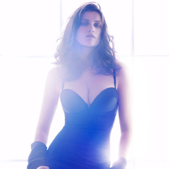 Laetitia Casta H&M Holiday 2012 Lingerie Ads