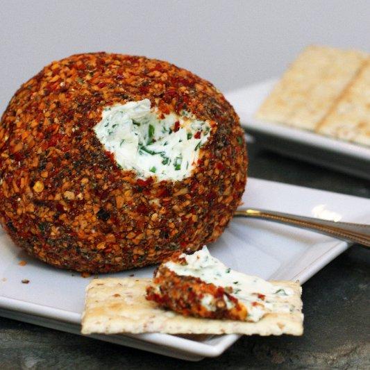 Cheese Ball Recipe | POPSUGAR Food