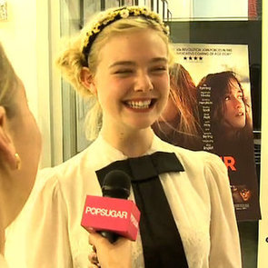 Video Interview: Elle Fanning; Vintage Style; Angelina Jolie