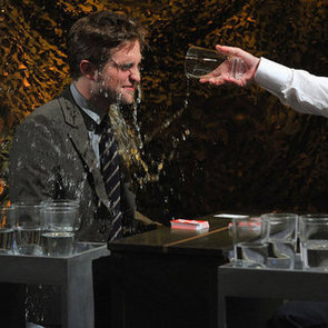 Robert Pattinson on Jimmy Fallon | Pictures