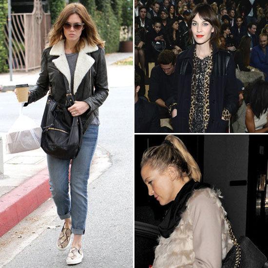 Celebrity Style Recap | Nov. 9, 2012