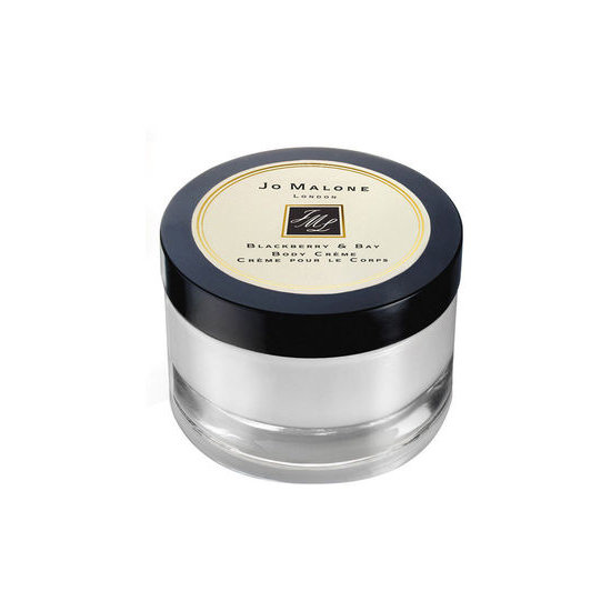 Fragranced with blackberry juice, Jo Malone's Blackberry & Bay Body Crème ($75) glides on easily and is perfect for those who aren't fans of a floral moisturizer.