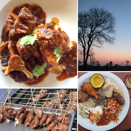 South african cuisine pictures popsugar food for African cuisine menu
