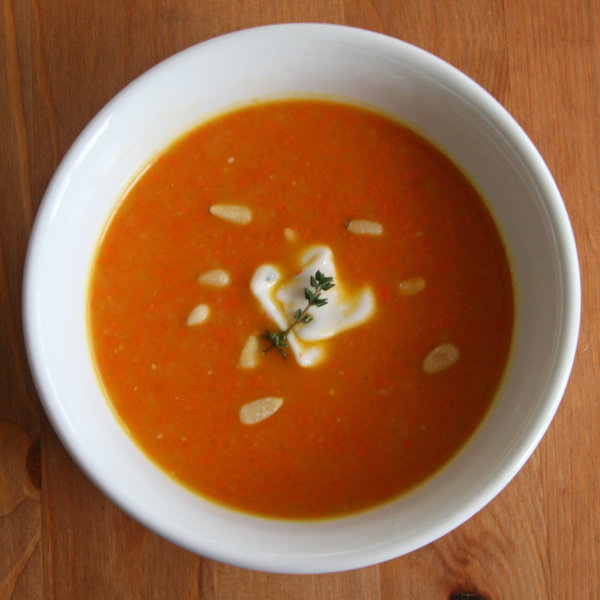 Carrot And Ginger Soup Detox Recipe
