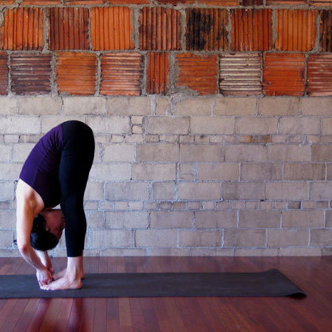 Yoga Sequence For Holiday Stress