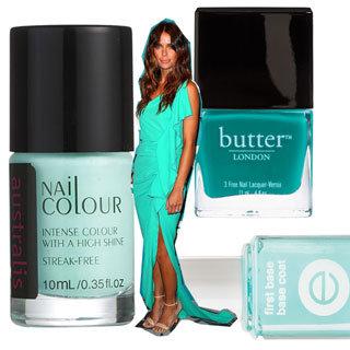 Shop Our Top 5 Aqua and Turquoise Nail Polish Picks