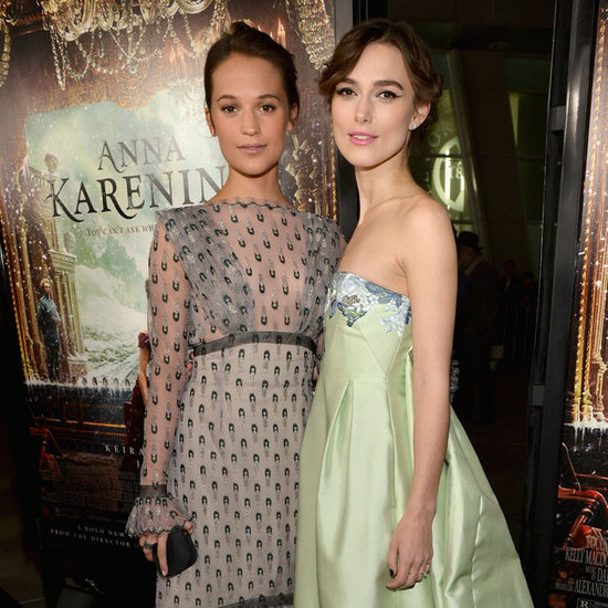 Keira Knightley at Anna Karenina Premiere in LA | Pictures