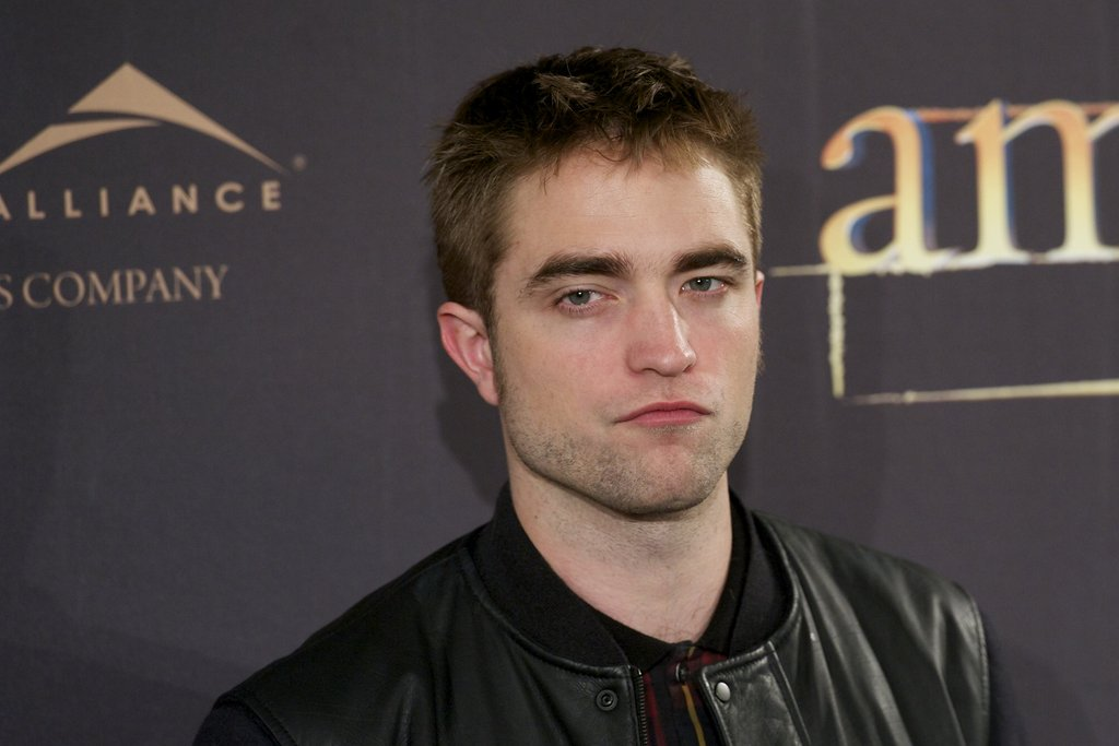 Robert Pattinson promoted Breaking Dawn — Part 2 photo call in Madrid.
