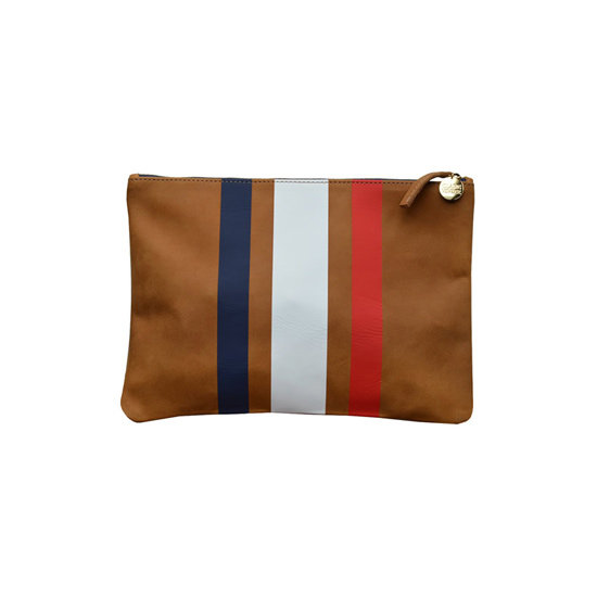Clutch, from $184, Clare Vivier Item can be personalised online.