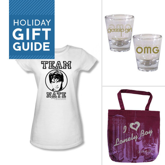 With the final season of Gossip Girl underway, it's the perfect time to give the show's biggest fans the appropriate gear. Whether she's into books, music, or Blair's style, Buzz has a variety of Gossip Girl-related gifts she's sure to love.