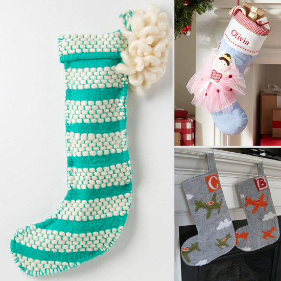 Merry Stockings For the Modern Home