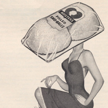 Vintage Dessert Ads