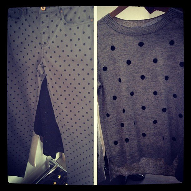 We're going dotty for their pieces from the upcoming Country Road winter collection!