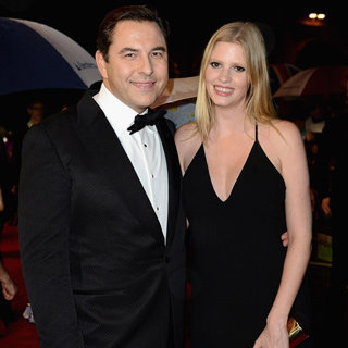 Model Lara Stone And Husband David Walliams Expecting A Baby