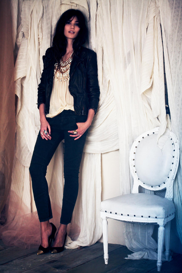Free People Sets the Stage For Impeccably Cool Party Style