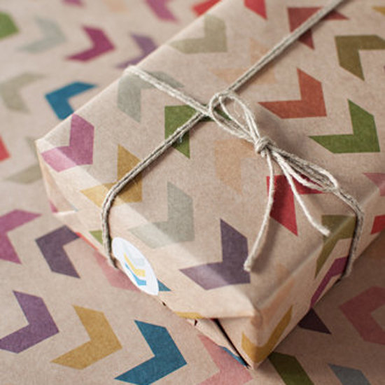 Holiday Wrapping Paper From Etsy