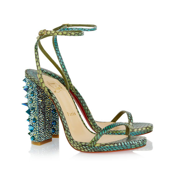 Heels, approx $2,322, Christian Louboutin at Net-a-Porter