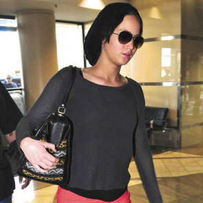 Jennifer Lawrence Leaves LAX in Glasses | Pictures
