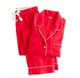 A girl can never have enough pajamas, especially when they're as chic as this vintage-inspired J.Crew set ($85). It also comes in navy and chambray blue, but who can resist this cherry red hue?