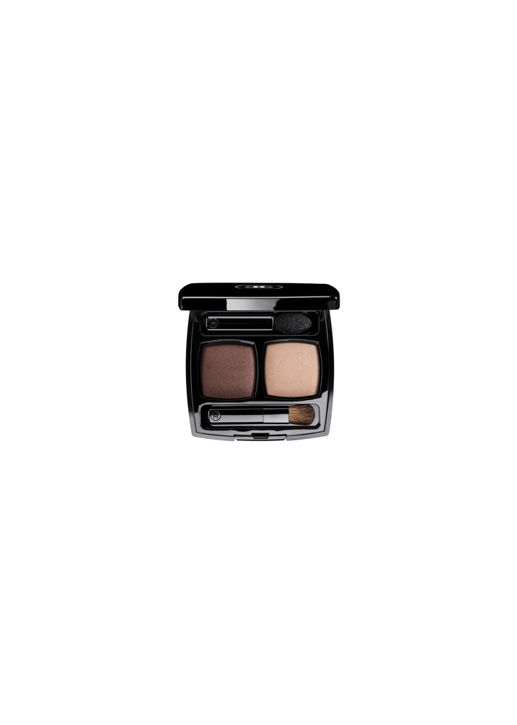 Ombres Contraste Duo in Sable Emouvant, $70