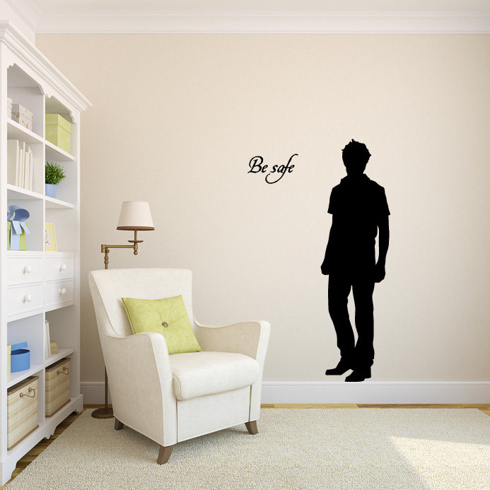 Edward Cullen Wall Decal ($60)