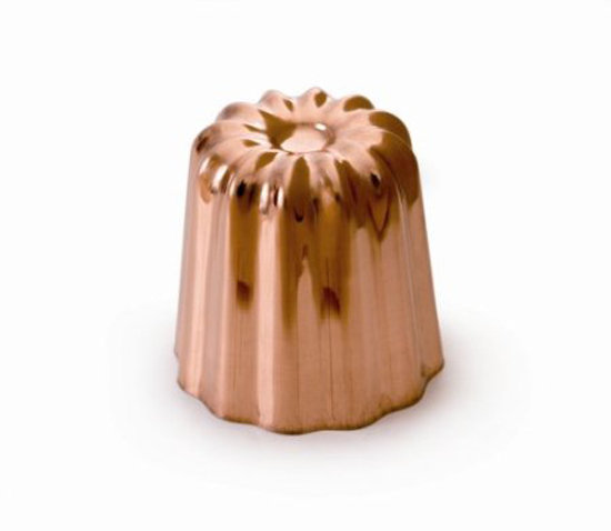 Copper Canele Molds