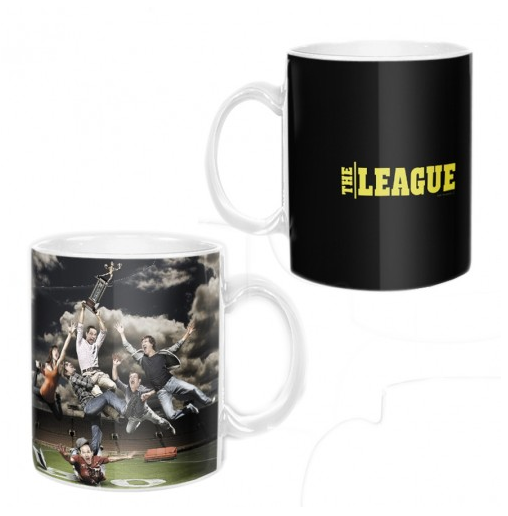 The League Trophy Mug ($15)