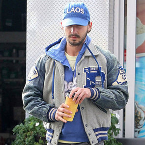 Shia LaBeouf After Breakup From Karolyn Pho | Pictures