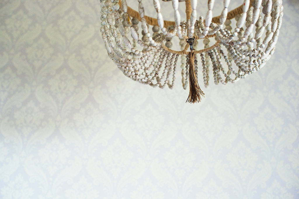 A Charming Chandelier