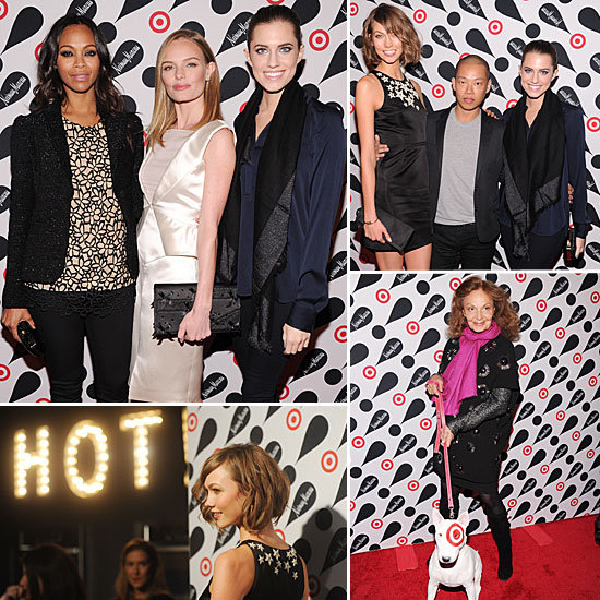 Target Neiman Marcus Holiday Launch Party (Pictures)