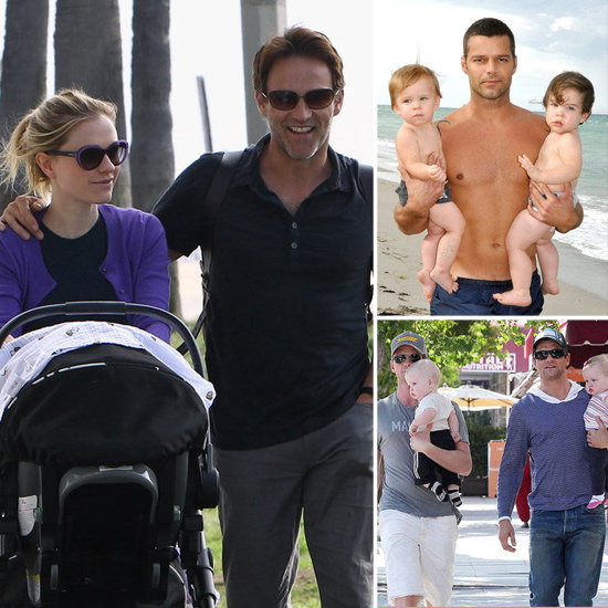 Anna Paquin and Stephen Moyer Are the Latest Celeb Parents of Twins!