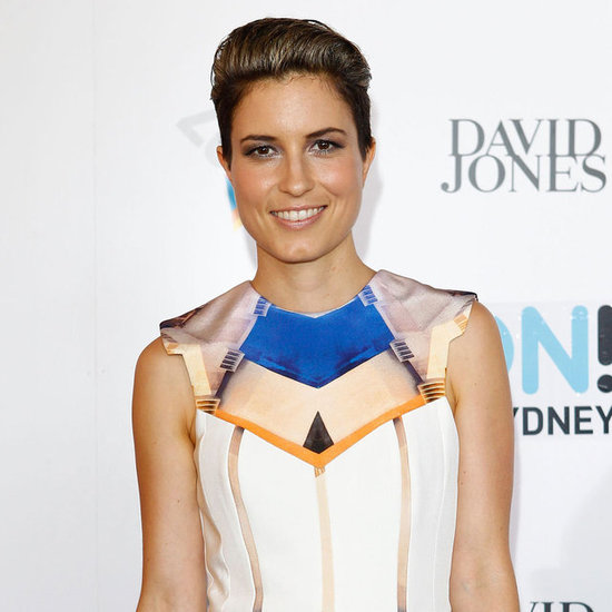 Pictures of Missy Higgins at the 2012 ARIA Awards
