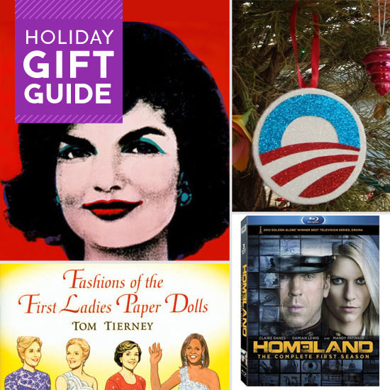 If your shopping list includes a politico friend who still follows the day's news out of Washington DC, then Très has some gift ideas just for you.