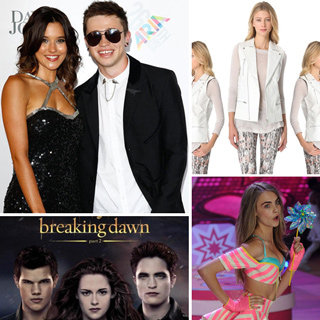Celebrity News: ARIAs, Model Cara, Sleeveless Jackets, Gifts