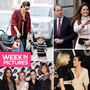 Celebrity Pictures: Kate Middleton Miranda Kerr Flynn Bloom