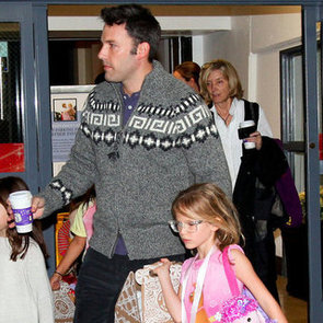 Violet Affleck Seventh Birthday Party Pictures