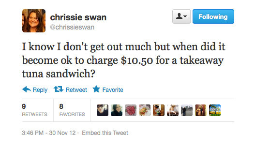 We'd love to know, too, Chrissie!