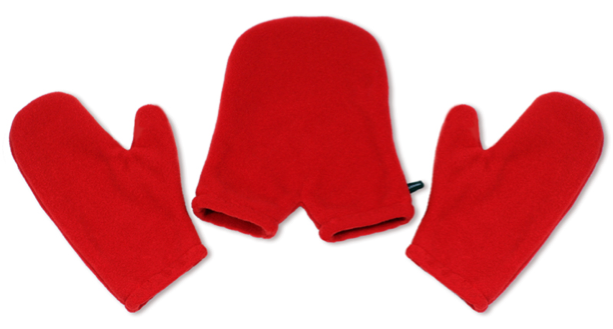 For the Cuddly Grandparent: Smittens Mittens Built For Two