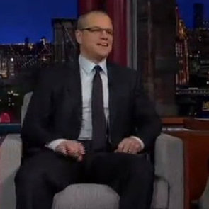 Matt Damon Impersonates Matthew McConaughey | Video
