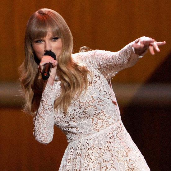 Taylor Swift, LL Cool J, Maroon 5, Ne-Yo At Grammys Concert