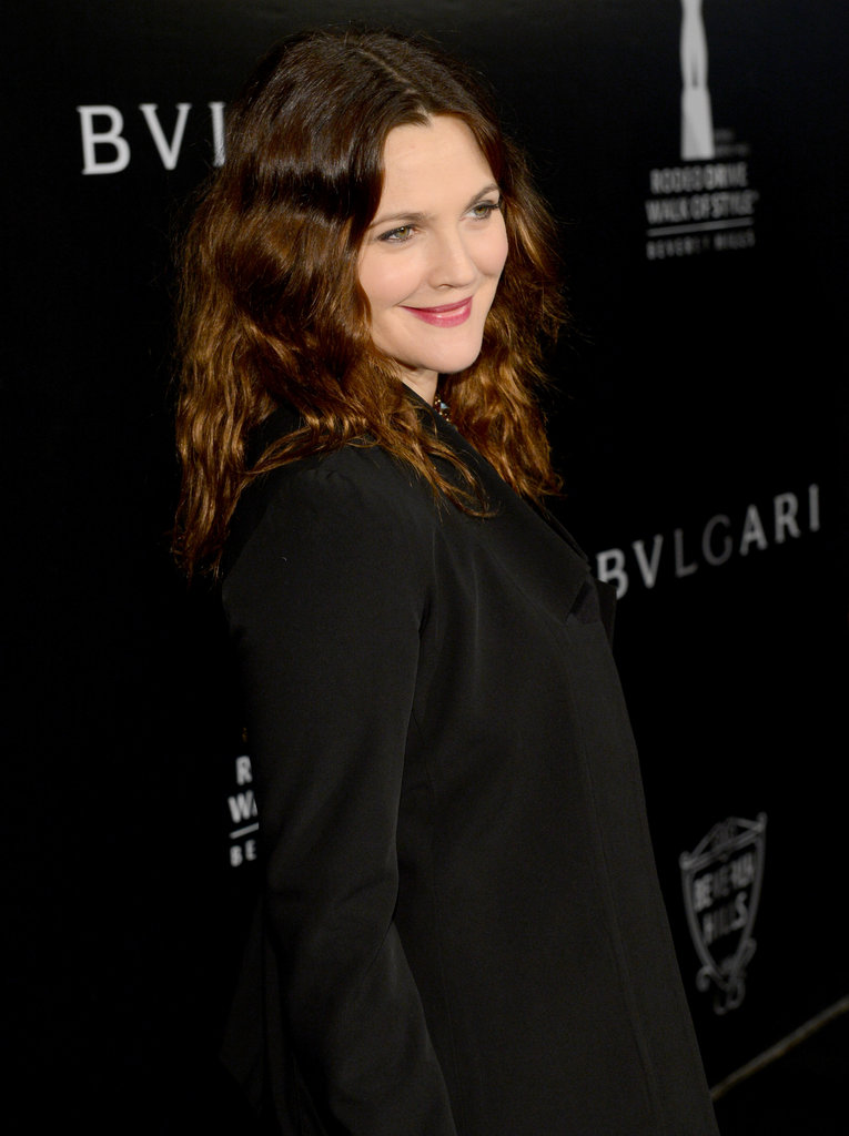 Drew Barrymore Talks Marriage and Olive Before a Big Night Out