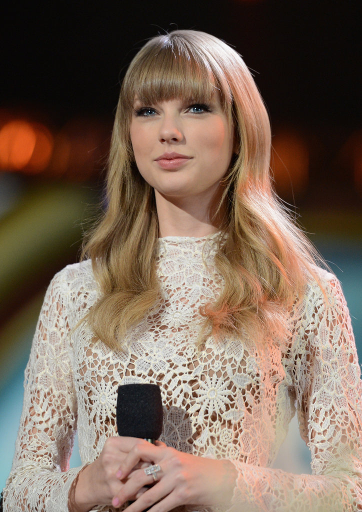 Taylor Swift Announces —and Nabs Three —2013 Grammy Nominations