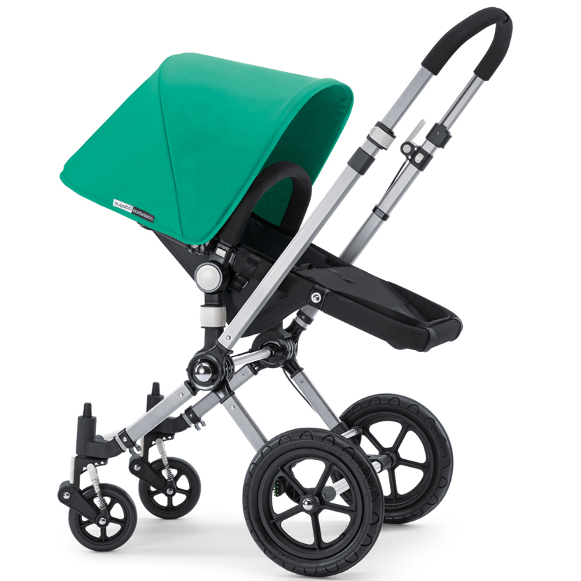 bugaboo cameleon emerald green finds for kids in pantone 39 s color of 2013 popsugar moms. Black Bedroom Furniture Sets. Home Design Ideas
