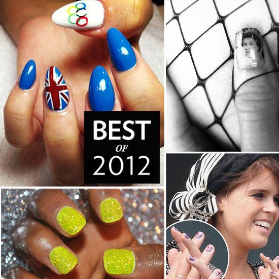 Best Celebrity Nails 2012
