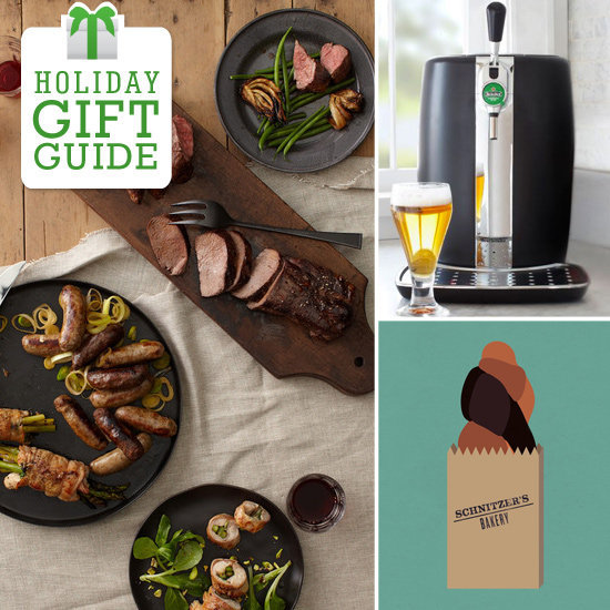 Food Gifts For Him, From Bacon Jam to Brewing Kits