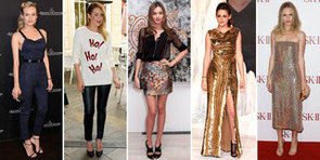 More Than a Month's Worth of Holiday Party Material — 40 Festive Celebs