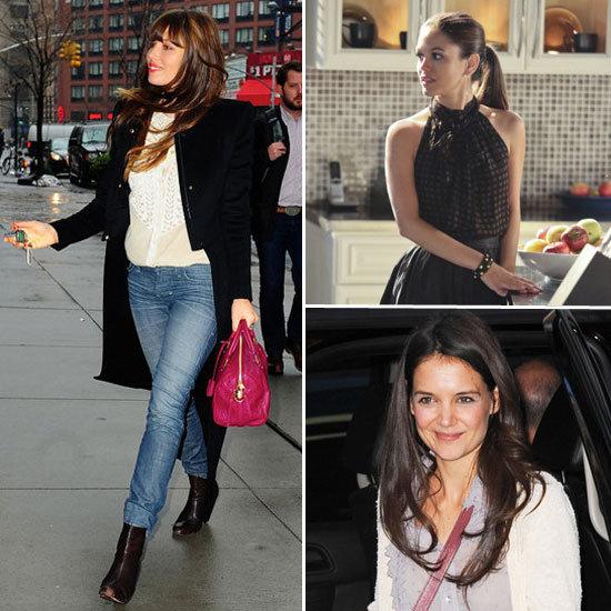 Celebrity Style Recap | Dec. 7, 2012