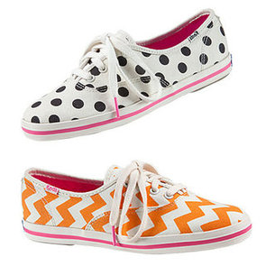 Cool Canvas Sneakers: Keds For Kate Spade Range